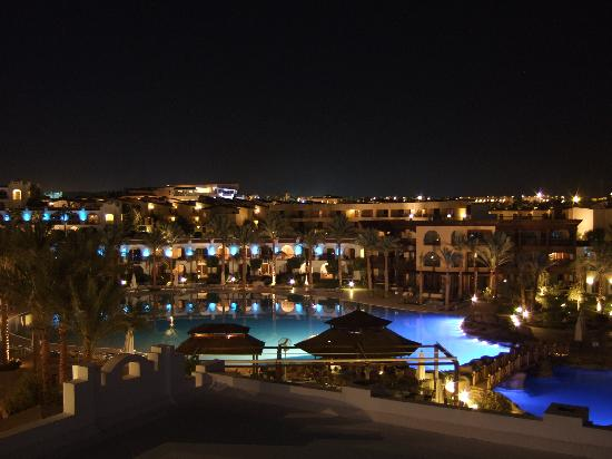 The Royal Savoy Sharm El Sheikh: view from our room