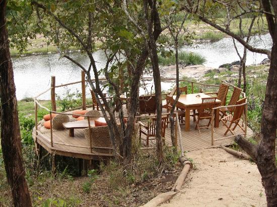 Tongole Wilderness Lodge: a great place for an afternoon siesta