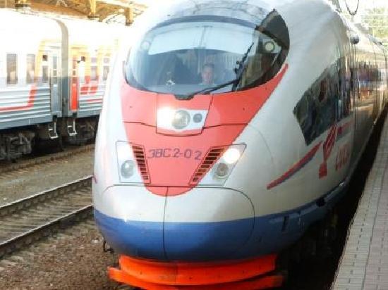 Sapsan Bullet Train : Sapsan Train