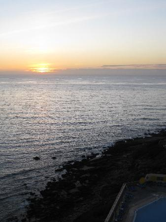 Ô Hotel Golf Mar: Puesta de sol