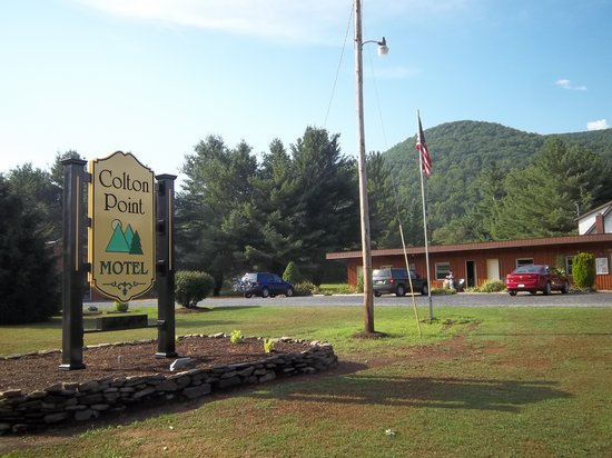 Wellsboro, PA: Colton Point Motel