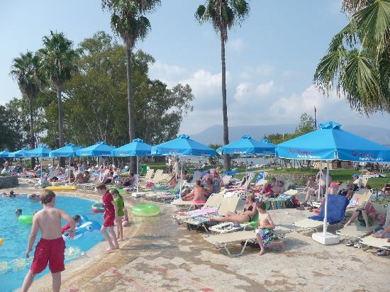 TUI FAMILY LIFE Kerkyra Golf: Trop petite la piscine