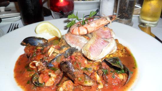 Roberto's: main course