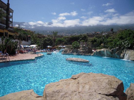 diverhotel Tenerife Spa & Garden : Piscina
