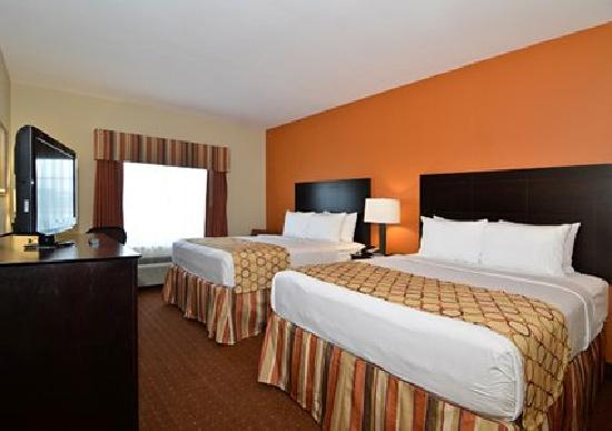 Comfort Inn & Suites: Double Bed Guest Room