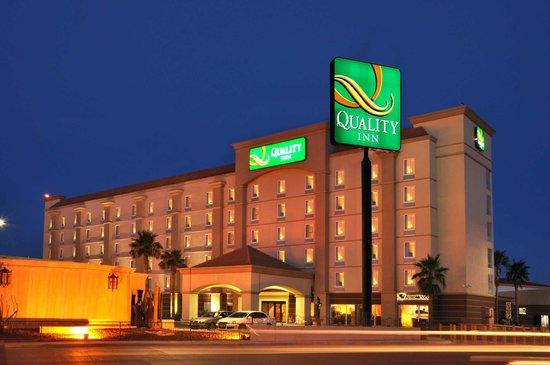 Quality Inn Ciudad Juarez: Fachada