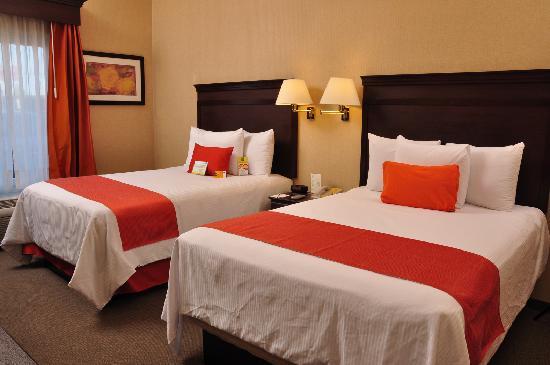 Quality Inn Ciudad Juarez: Habitacion Doble