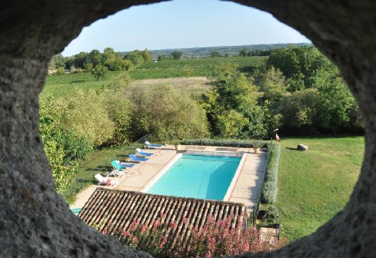 La Bastide des Tremieres: The pool