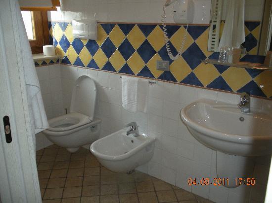 B&B Casa Nonna Vittoria: Bagno