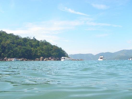 Ilha Anchieta State Park: el agua más turquesa y clara, que he visto en sudamérica!!!