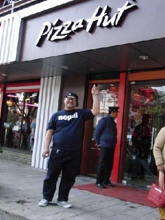 Pizza Hut: 凄い人気