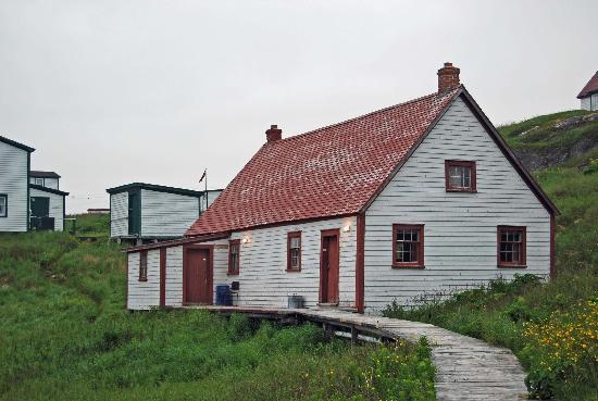 Battle Harbour Heritage Properties: The bunkouse