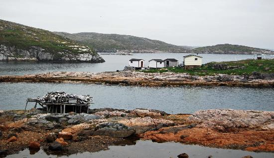 Battle Harbour Heritage Properties: Fishing sheds