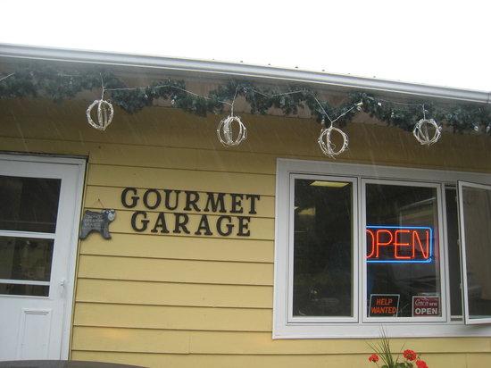 Judy's Gourmet Garage