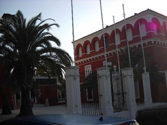 Palacete Mirador: Esterno
