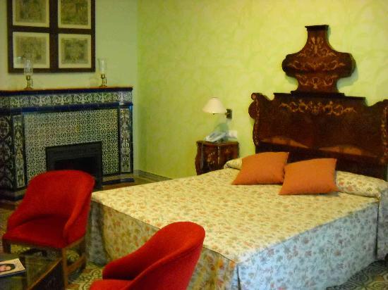 Palacete Mirador: camera 212