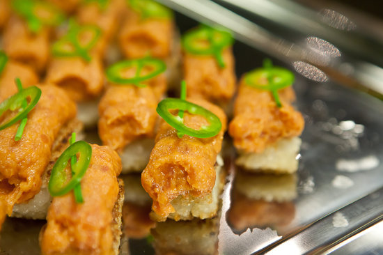 Casa Mun: Spicy Tuna on Crispy Rice