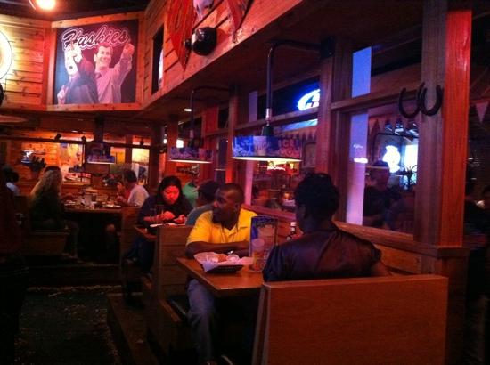 Inside Seating Picture Of Texas Roadhouse West Haven