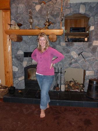 Eagle Tree Lodge: Tricia, owner