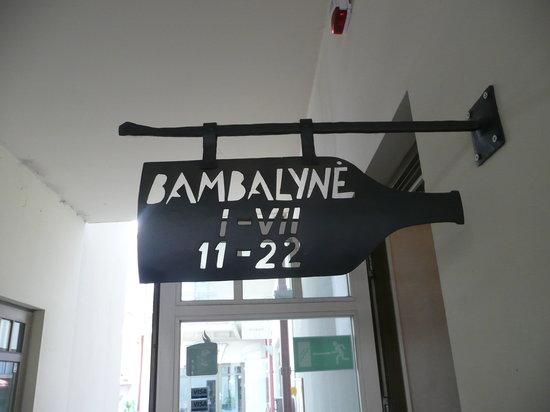 Bambalyne