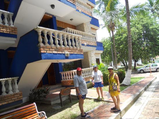 Mendihuaca Caribbean Resort: Parte del Condominio