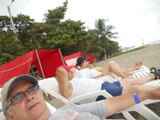 Mendihuaca Caribbean Resort: Disfrutando e las playa