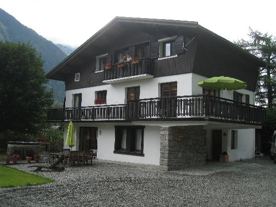 Chalet Blanche - top place!