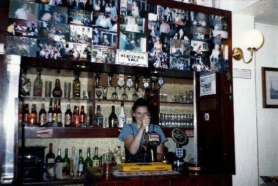 Valdene Hotel: My daughter wanted to do bar work part time and Bob was teaching her