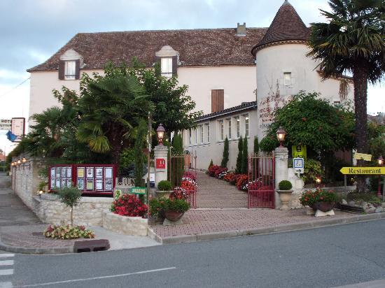 Logis Hostellerie des Ducs: L'Hostellerie des Ducs