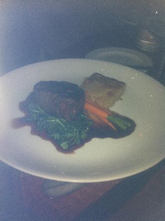 Charlie Palmer at Bloomingdale's: steak dinner