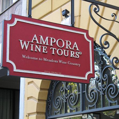 Ampora Wine Tours office