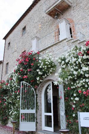 Castello di Montignano Relais & Spa: l'ingrsso al castello