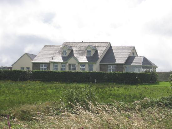 Trildoon House Bed & Breakfast: la façade du Trildoon house
