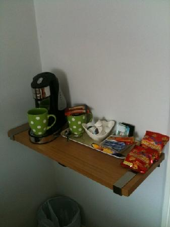 The Kenley: Tea/Coffee facilities