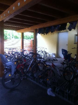 Ferienhotel Trattnig: die leih Räder