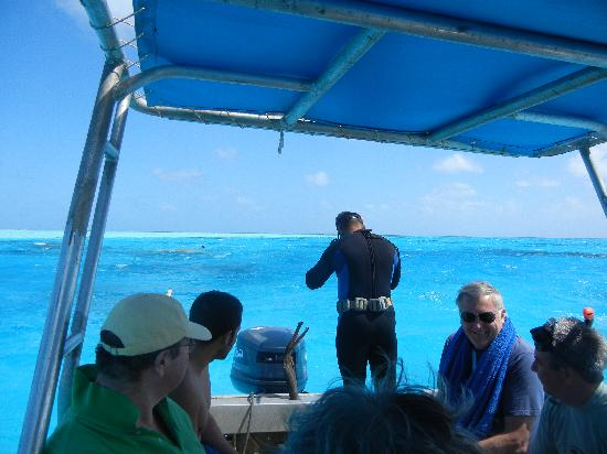 Teking Lagoon Cruises: Uniqueness of a small group