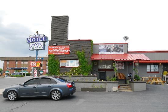 Selkirk Motel: WELCOME!