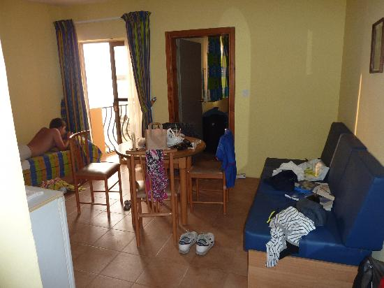 Sunseeker Holiday Complex: sorry rooms messy