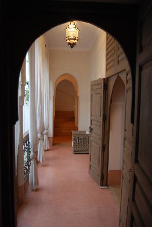Bab El Moussafir: Couloir