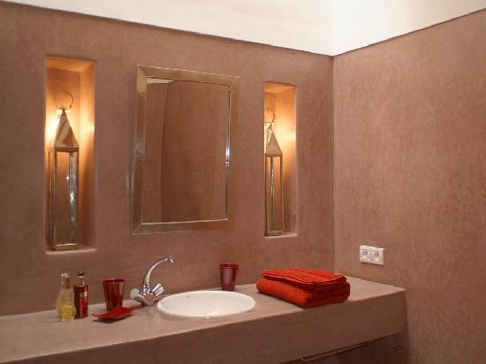 Bab El Moussafir: Salle de bain