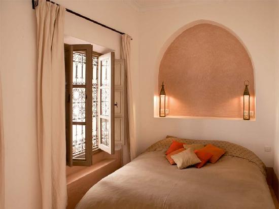 Bab El Moussafir: Chambre
