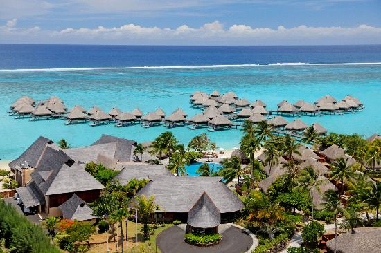 Welcome to the Hilton Moorea Lagoon Resort & Spa