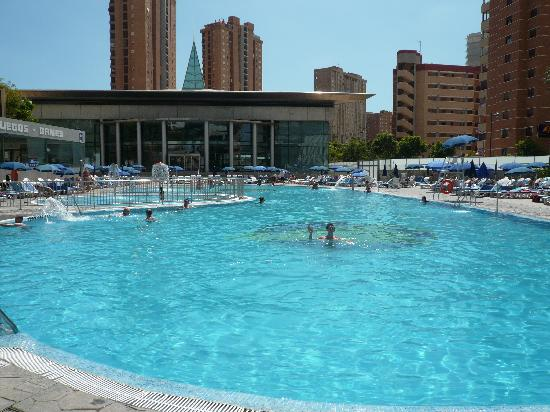 Swimming pool picture of gran hotel bali benidorm - Hotels in alicante with swimming pool ...