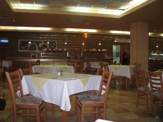 Hotel Sandy Beach: restaurant