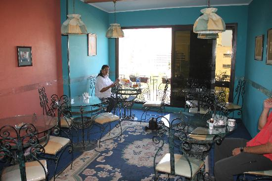 Invitation Hotel: Breakfast Area