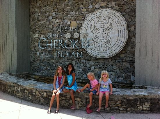 Museum of the Cherokee Indian: Visiting the Museum