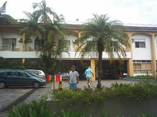 Plaza Caldas Da Imperatriz Resort & Spa: the hotel