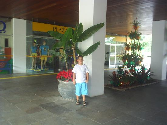 Plaza Caldas Da Imperatriz Resort & Spa: near the lobby