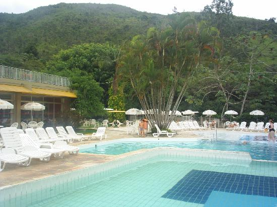 Santo Amaro da Imperatriz, SC: the pool