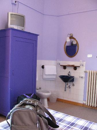 Loggia Fiorentina: En suite